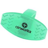 Pinces pour cuvette AirWorks, parfum de concombre et melon, boîte de 12 - Disponibles uniquement en Colombie-Britannique