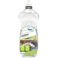 Sany+ EcoClear Liquid Dishwashing Detergent, Scent & Dye Free, 740 mL