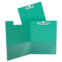 Davis Group 4711 Essential Clipboard, Green, Letter Size