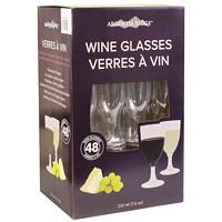 Argentia Ridge Wine Glasses, 225 mL, 48/PK