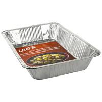 Titan Ultra Aluminum Foil Deep Steam Pans, Full Size, 24/CT