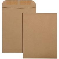Enveloppes pour contenu lourd Grand & Toy, kraft, 71/2po x 101/2po, boîte de 100
