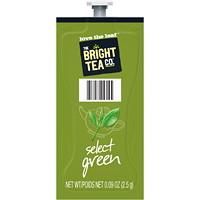 Flavia The Bright Tea Co. Single-Serve Freshpacks, Select Green Tea, 100/CT
