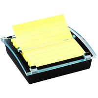 Post-it Super Sticky Pop-Up Lined Notes With Dispenser, 4
