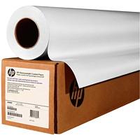 HP Heavyweight Coated Paper, White, 42