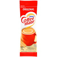 Nestlé Coffee-Mate Original Whitener, 3 g/Package, 1000 Packages/BX