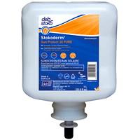 SC Johnson Professional Stokoderm Sun Protect 30 Pure Sunscreen, 1 L Cartridge