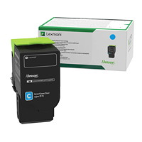 Lexmark Cyan High Yield Return Program Toner Cartridge (C231HC0)