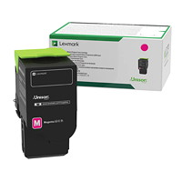 Lexmark Magenta High Yield Return Program Toner Cartridge (C231HM0)