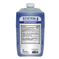 SYSTEM 1 DETERGENT TED 2X3.1L