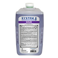 SYSTEM 1 SOUR TED 2X3.1L