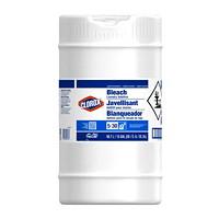 Javellisant liquide Clorox Professional, concentré à boucle fermée, 56,78l