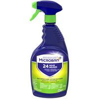 Nettoyant tout usage désinfectant en vaporisateur Microban 24 heures, parfum frais, 946ml
