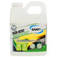 Sany+ General Purpose Disinfectant Cleaner, Concentrated Formula, 2 L