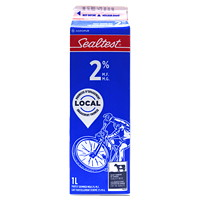 SEALTEST MILK  2% 1L