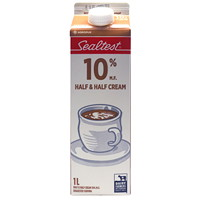 SEALTEST CREAM 10% 1L