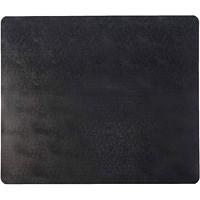 Tapis antistatique à crampons pour tapis à poils courts Deflecto, rectangulaire, noir, 46po x 60po (CM11442FBLK)