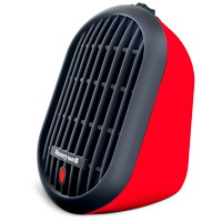 Honeywell HeatBud Personal Ceramic Heater, Red