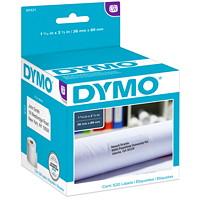 DYMO LabelWriter Large Address Thermal Labels, White, 1 2/5