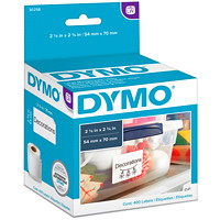 DYMO LBL 2-1/8
