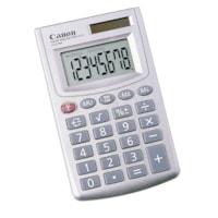 Calculatrice compacte à affichage ACL à 8 chiffres Canon