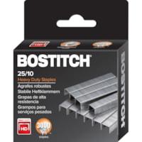 Bostitch Heavy-Duty Staples, 3/8