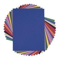 Papier de bricolage à haut grammage SunWorks Pacon, écarlate, 18 po x 24 po, emb. de 50