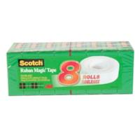 Scotch Magic Tape Refill Bulk Pack 8pk