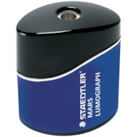Staedtler Mars Handheld Lumograph Single-Hole Pencil Sharpener