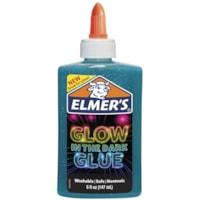Colle phosphorescente Elmer's, bleu, 147 ml