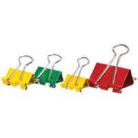 Pince-notes repliables Grand & Toy, couleurs et formats variés, emb. de 100
