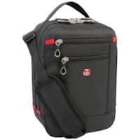 SwissGear RFID-Blocking Black Travel Bag