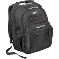 Targus Checkpoint-Friendly Air Traveller Black Notebook Backpack