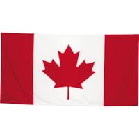 Nylite Nylon Canadian Flag