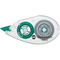 Ruban correcteur Grand & Toy, application par le haut, emb. de 2