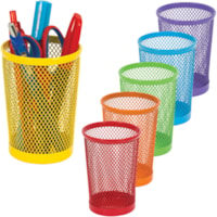 Merangue Mesh Pencil Cup, Assorted Colours (No Colour Choice on Delivered Orders)