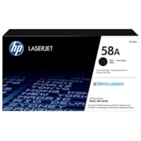 HP 58A Black Standard Yield Toner Cartridge (CF258A)