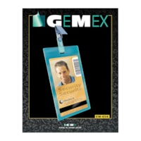 Gemex Security Card Holder