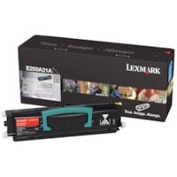 Lexmark E250, E350, E352 Black Standard Yield Toner Cartridge (E250A21A)