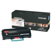 Cartouche de toner à rendement standard Lexmark X463, X464, X466 (X463A21G), noir