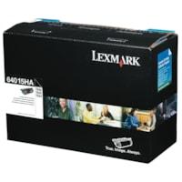 Cartouche de toner à rendement élevé Lexmark T640, T642, T644 Programme de retour (64015HA), noir