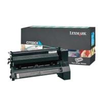 Cartouche au laser à très haut rendement Cyan Lexmark