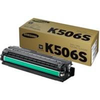 Cartouche de toner à rendement standard Samsung CLT-K506S (SU184A), noir