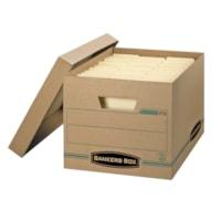 Bankers Box Basic-Duty Enviro/Stor Letter-size (8 1/2