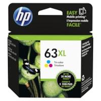 HP 63XL Tri-Colour High Yield Ink Cartridge (F6U63AN)