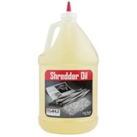 Dahle Shredder Oil, 1 Gallon, 4/BX
