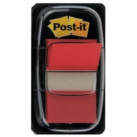 Post-it Standard Flags, Red, 1