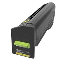 Lexmark CX860 Yellow Ultra-High Yield Toner Cartridge (82K0U40)