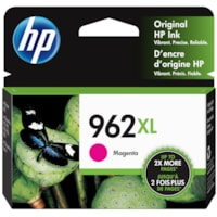 HP 962XL Magenta Original High Yield Ink Cartridge (3JA01AN)