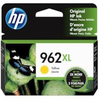 HP 962XL Yellow Original High Yield Ink Cartridge (3JA02AN)